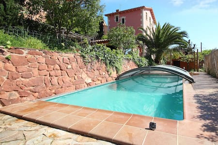 El Reco, villa with character close to Barcelona