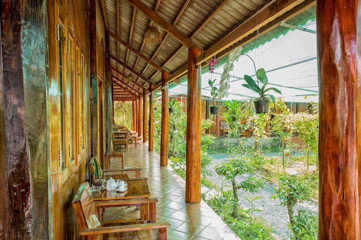 Eco stay on Mekong, river of smiles few have seen