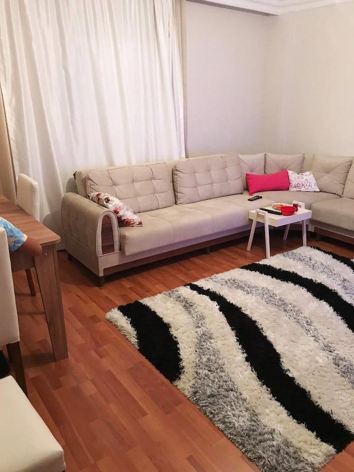 Private room in central location