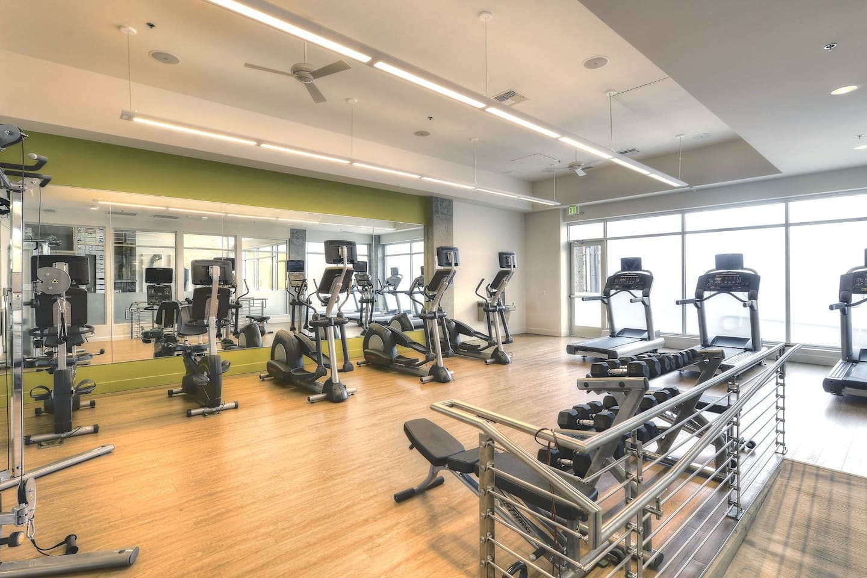 24/7 Gym Access