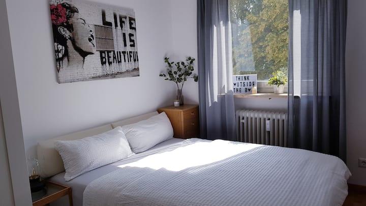 Super süßes Zimmer am Hofgarten
