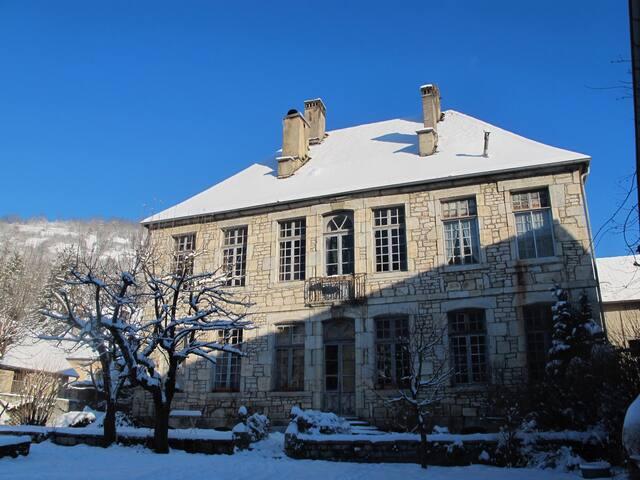 La maison de Vervaux
