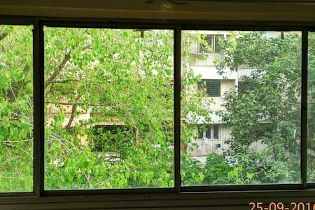 Peaceful 1 BHK in heart of Lokhandw - Mumbai - Wohnung