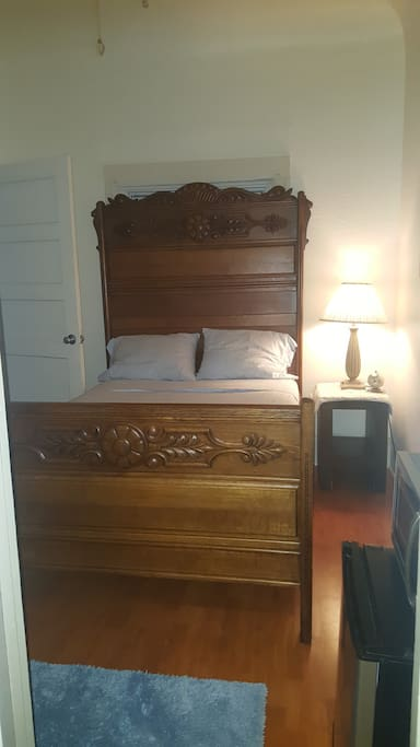 Original antique bed from 1930's