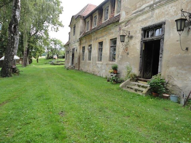 Pastoral, rustig, little summer castle. - Běleč - Slot
