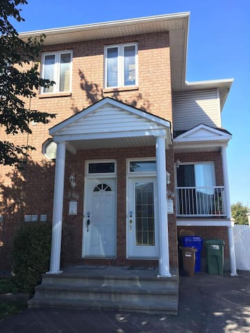 Simple & clean 2 bedroom near downtown! - Gatineau - Apartament