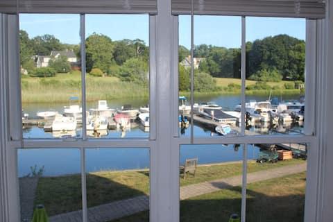Waterfront Marina Living