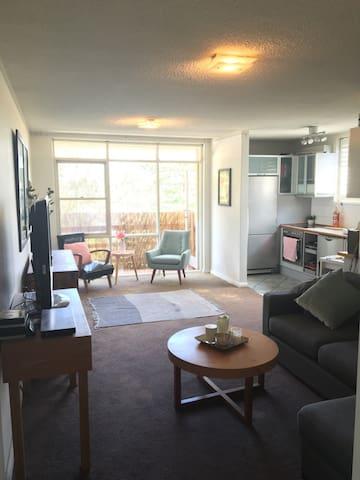 "Cosy & clean 50m to ""The Newport"" - Newport - Apartment"