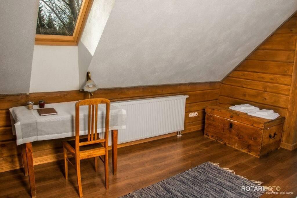 Mailase rest house bedroom