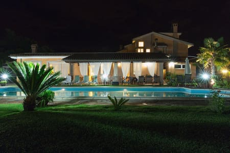 Luxury Villa Private Property with Pool