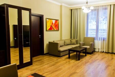 Великолепные апартаменты, 2 спальни