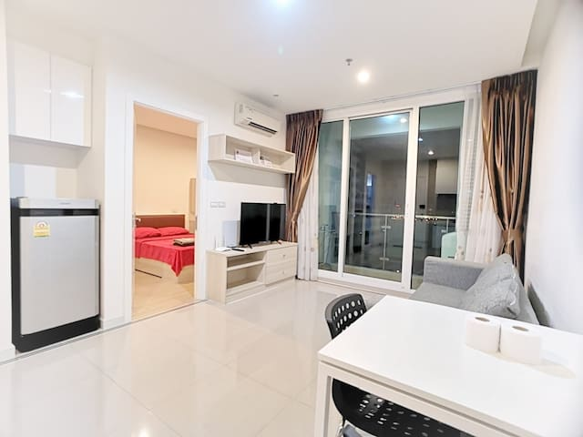 THE PERFECT CHARMING SUITE : 1BR/WIFI/POOL/MRT