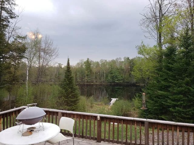 21 Acres of Mostly Private Lake!  5 bed/3 bath
