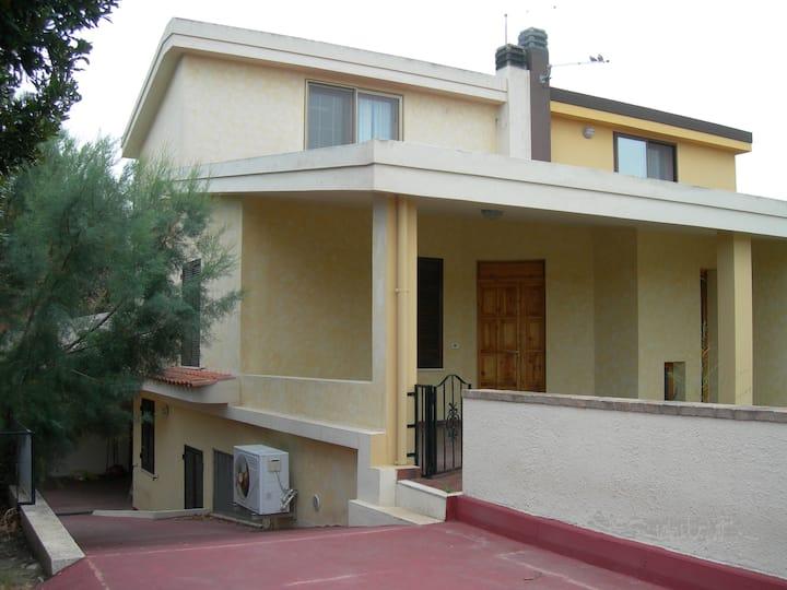 Casa Mavi pressi Poetto Quartu S. Elena