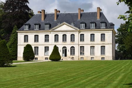 Château de Trébons (15 minutes d'Etretat) - Grainville-Ymauville - Guesthouse