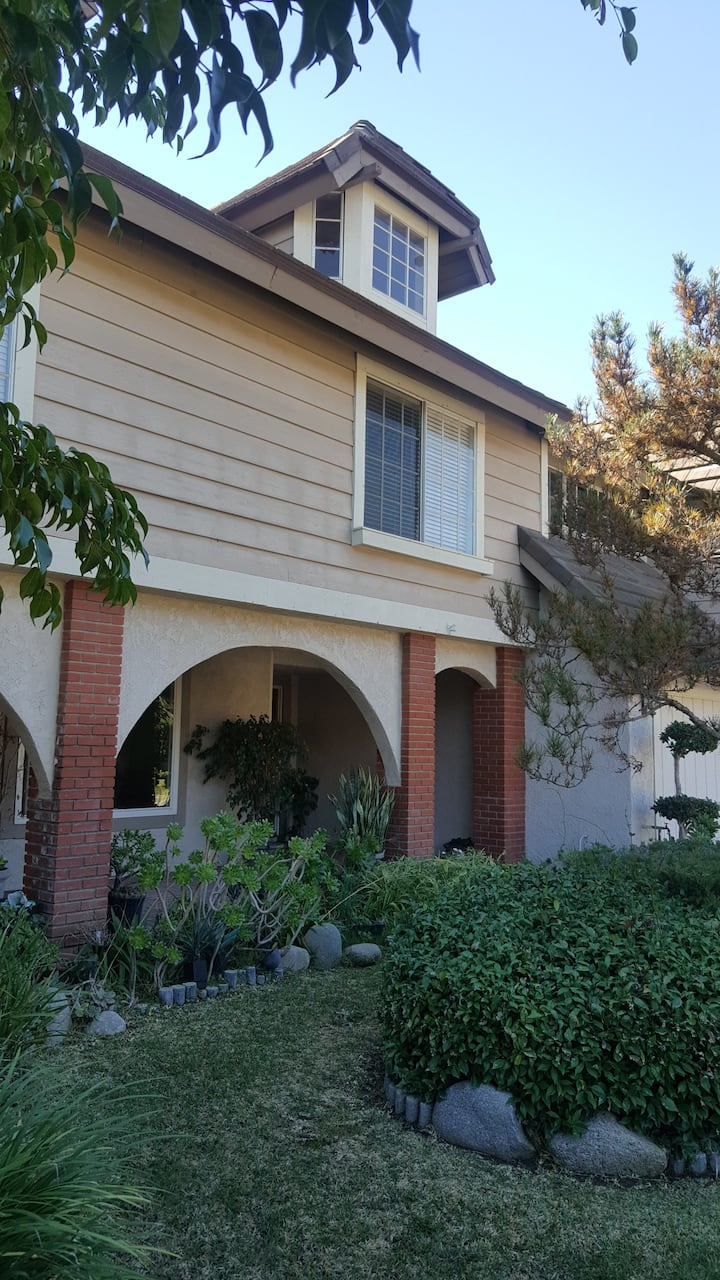 NICE FULLERTON HOME of PASEO GRANDE