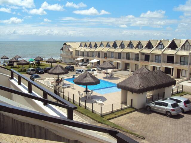 Waterfront in Barra Velha beach - Barra Velha - House