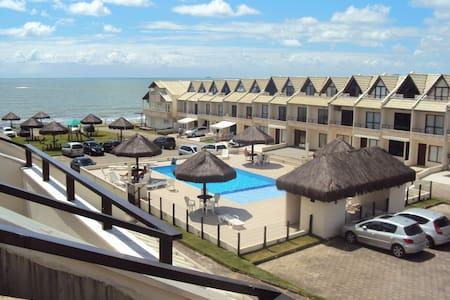 Waterfront in Barra Velha beach
