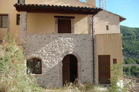 Location rustica - Norcia - บ้านดิน