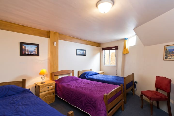 Habitación 4 - para cuatro personas