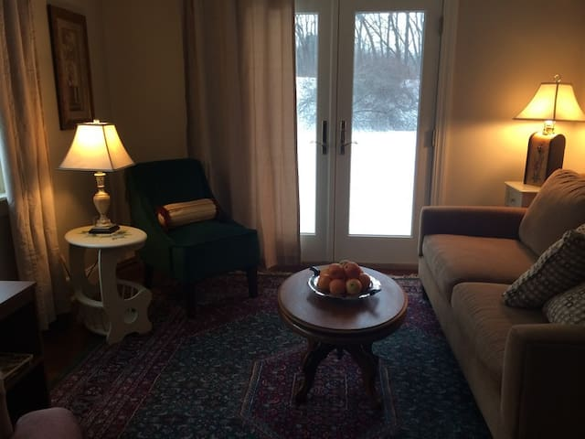 Seacoast 1 Bedroom on the River - Dover - Apartment