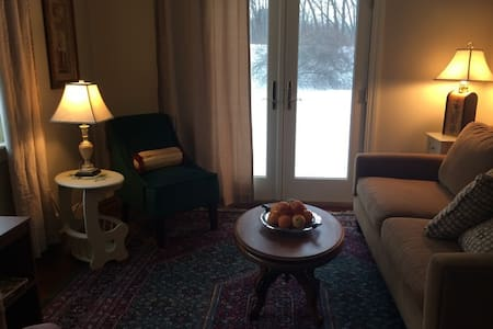 Seacoast 1 Bedroom on the River - Dover