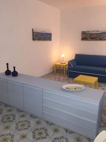 """Mille Culure""Appartamento per 4 - Neapol - Apartament"
