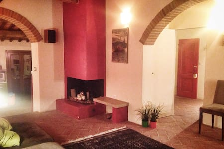 Beautiful Tuscany Country House - Ceppaiano - Casa