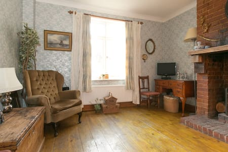 Double Rooms - Newtown Common - Bed & Breakfast