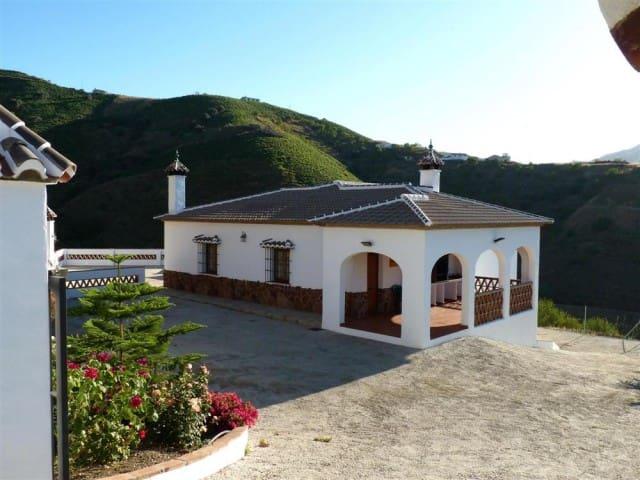 Casa Poniente - El Borge - Dům