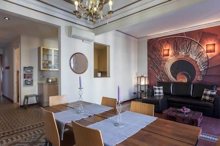 Apt Granandos 4 in the center - Barcelona - Apartment