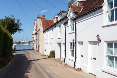 Fishermans Cottage close to the River Hamble
