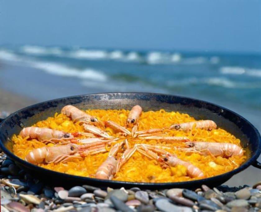 Best Paellas in Spain!