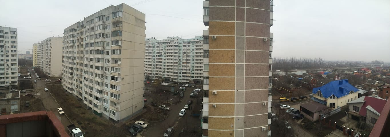 3-х комнатная квартира Краснодар  - Краснодар - Lägenhet