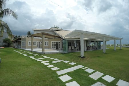 Casa de praia na ilha de itaparica