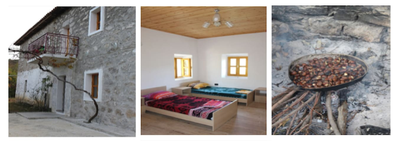 Biba guest house, your warm shelter