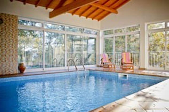 Casa de férias com piscina Caramulo - Agueda - Willa