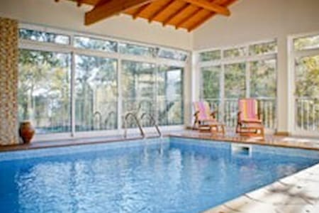 Casa de férias com piscina Caramulo - Agueda - 别墅