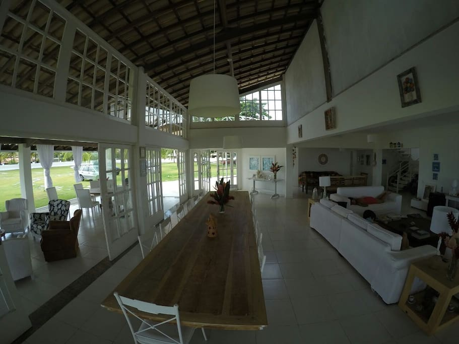 Sala de estar principal