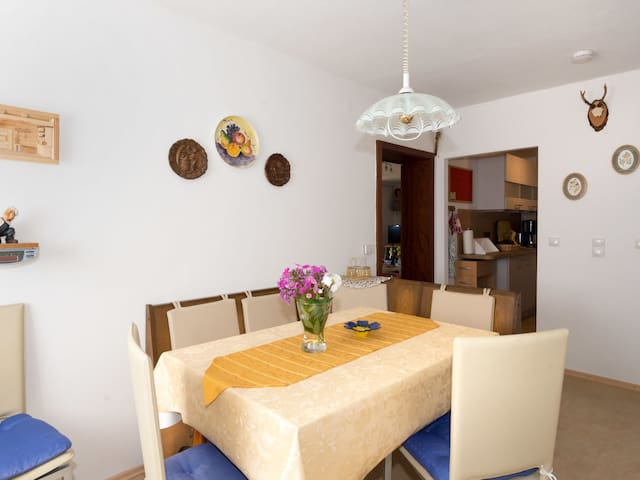 70 m² apartment Vogelthenne in Grafenau