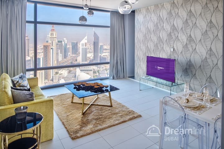 Index Towers - Trendy 1 BDR Apartment DIFC Dubai