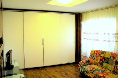 Room with a balcony in city center - Almaty - Appartamento