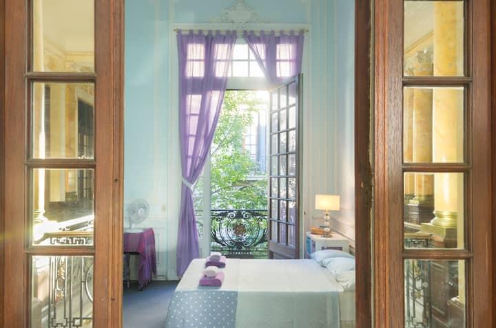 The Blue Room- Palacio Nr San Telmo