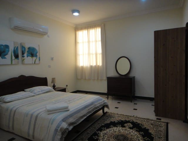 Doha,1 Bedroom Suite in a Villa