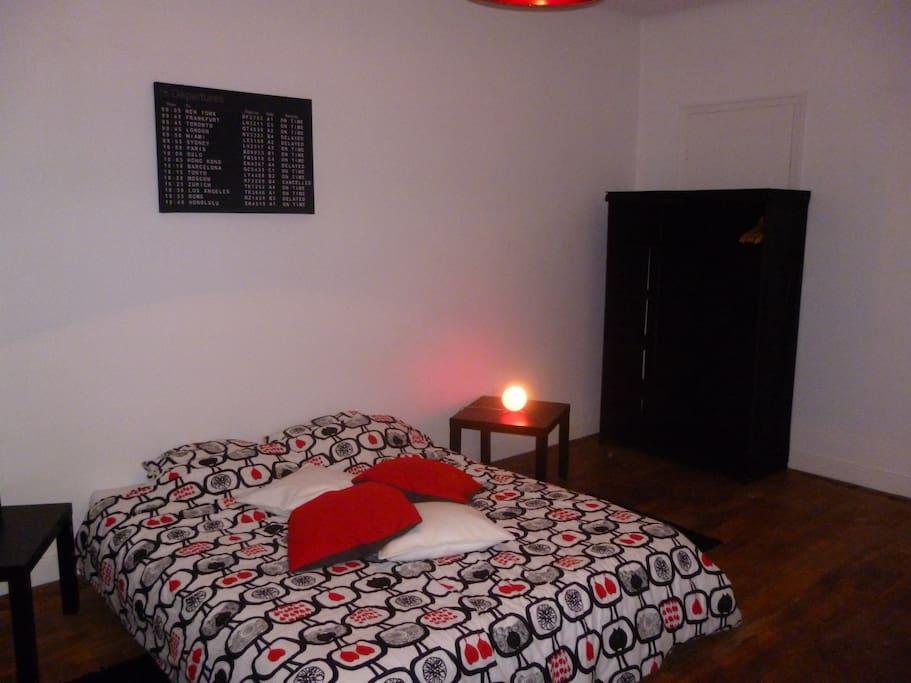 Chambre spacieuse tout confort appartements louer - Chambre agriculture nord pas de calais ...