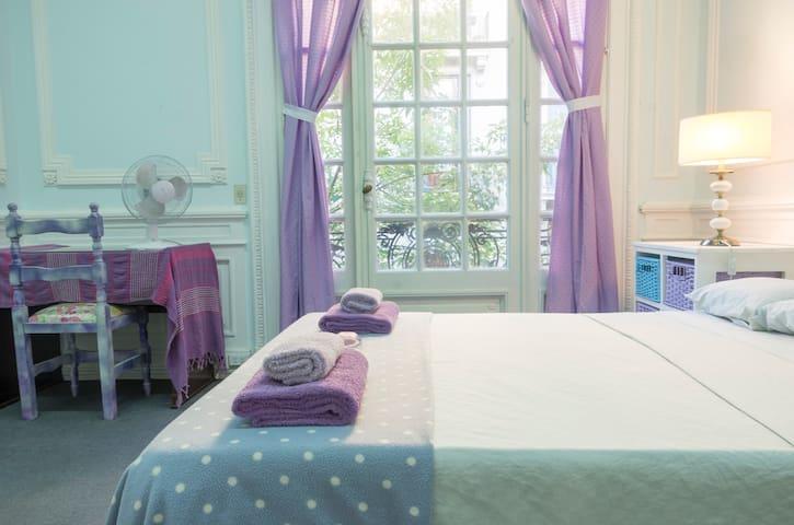The Blue Room- Palacio Nr San Telmo - Buenos Aires - Casa