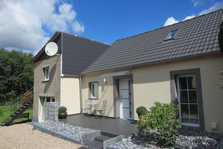 Appartement mit Balkon im Hause Kummer - Selm - Apartmen