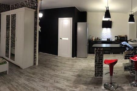 Уютная квартира для отдыха - Staraya Kupavna - Pis