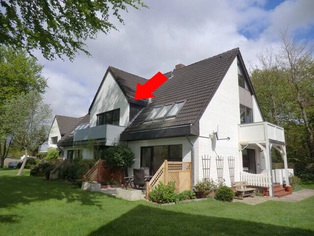 Ferienwohnung/App. für 3 Gäste mit 50m² in Wyk auf Föhr (109401)