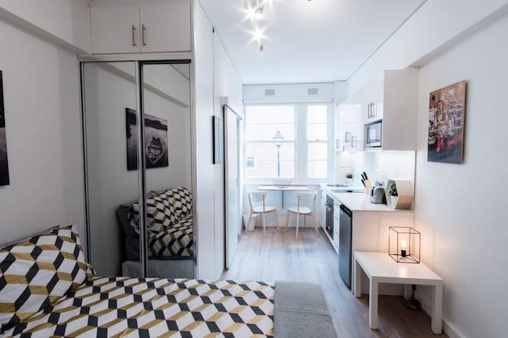 Live in the heart of Surry Hills - just renovated!